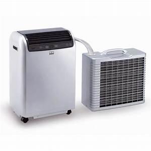 Climatiseur Split Mobile Silencieux : climatiseur pas cher climatiseur reversible climatiseur ~ Edinachiropracticcenter.com Idées de Décoration