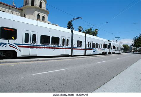 light rail san jose lightrail stock photos lightrail stock images alamy