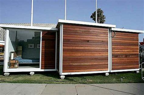 Small One Bedroom Modular Building Modern Prefab Modular