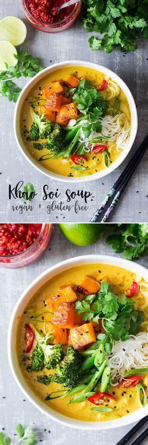 cuisiner vegan vegan khao soi soup recette cuisiner