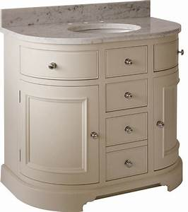 chichester 960 curved undermount washstand With curved bathroom units