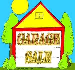 Free Garage Sale Clip Art
