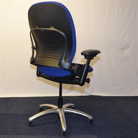 steelcase leap v1 task chair