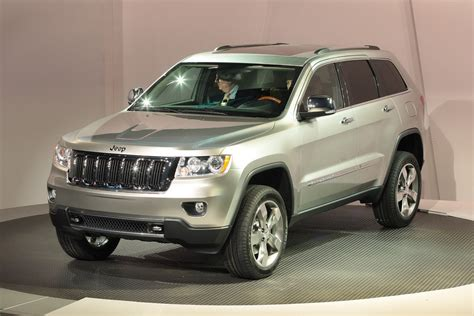 2011 Jeep Grand Cherokee Prices Announced, Starts