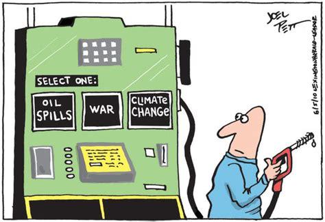 Environmental Cartoons By Joel Pett