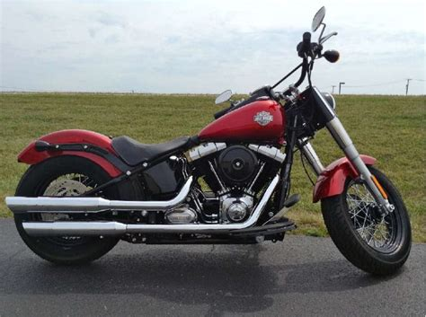Buy 2013 Harley-davidson Fls Softail Slim On 2040motos