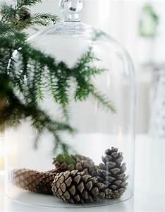 Cloche Verre Deco : une cloche en verre no l express 40 id es de derni re minute elle ~ Teatrodelosmanantiales.com Idées de Décoration