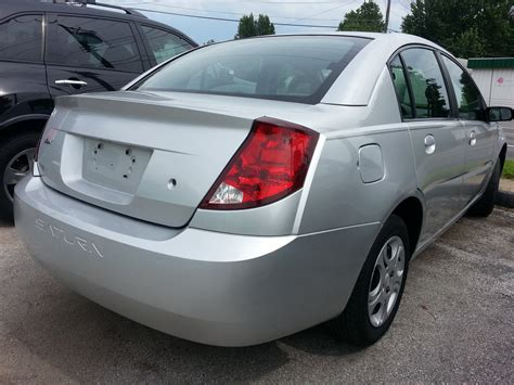 Used 2003 Saturn Ion For Sale