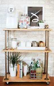 Kitchen, Coffee, Bar, Ideas