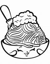 Coloring Spaghetti Shopkin Pages Shopkins Pasta Netti Season Colouring Printable Lovely Meatballs Cartoon Chelsea Supercoloring Characters Print Drawing Sheets Kawaii sketch template