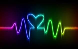 Rainbow Heart Beat