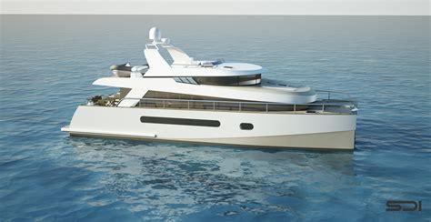 Catamaran Design News by Stirling Design International Yacht Charter Superyacht