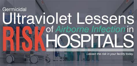 Germicidal Ultraviolet Light Lessens Risk of Airborne