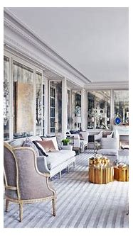 Gorgeous Homes with French Interior Design Photos ...