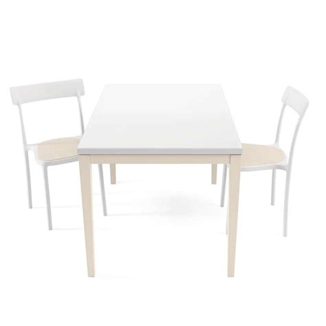 table cuisine rallonge table de cuisine en verre avec rallonge bois 4