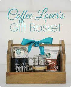 Coffee Gift Baskets on Pinterest