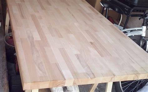 plan de travail cuisine hetre rénovation de cuisine avec plans de travail en hêtre