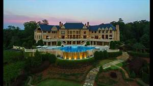 Tyler Perry selling his massive house for just $25 Million ...