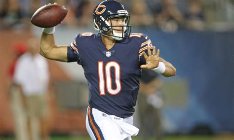 mitchell trubisky   famous fans  twitter