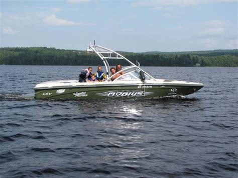 Moomba Boat Won T Start by Moomba Mobius Lsv 2006 Used Boat For Sale In Portland