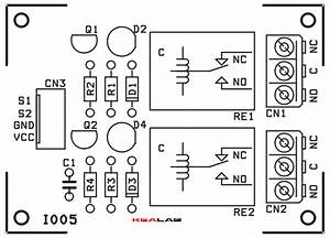 2 channel relay board electronics lab With channel lpt relay board electronicslab