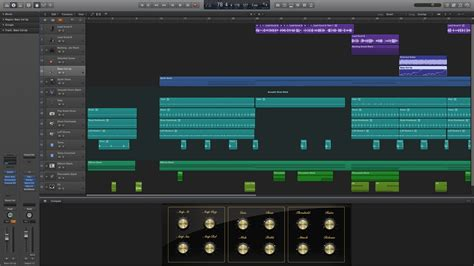 logic pro x review logic pro x loses none of its power gains great new features macworld