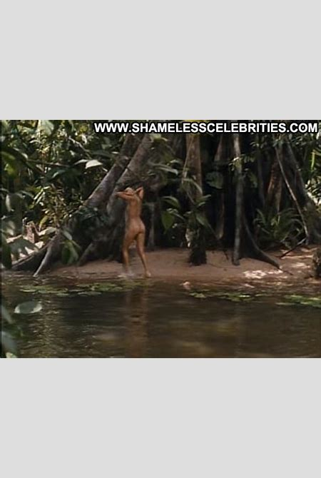 Daryl Hannah At Play In The Fields Of The Lord Celebrity Posing Hot Nude Topless Skinny Dipping ...