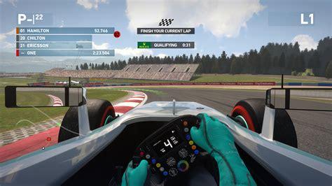 Новая часть серии официальных видеоигр по соревнованиям «Формулы-1».