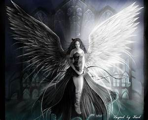 Dark Fairies and Angels | Dark Light Fairy; dark, Fairy ...