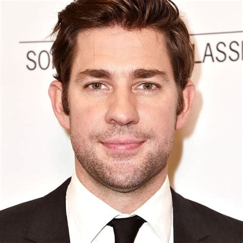 He is best known for his role as jim halpert on the nbc sitcom the office from 2005 to 2013. John Krasinski Learned to Cook for the First Time at 36