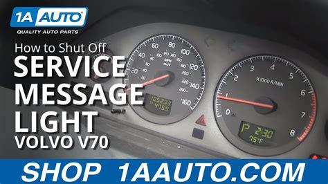 shut  time  regular service reminder message