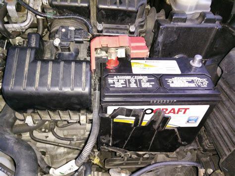 honda fit battery swap    ql motorsport car