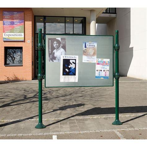 panneau d affichage ext 233 rieur libre s3o