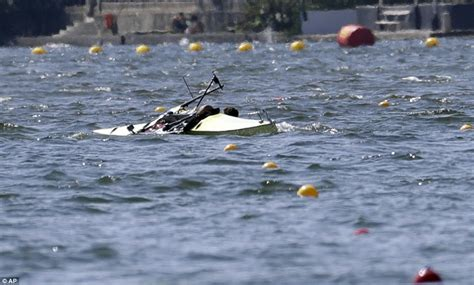 Rowing Boat Name by Is 2016 The Most Dangerous Olympics So Far Daily