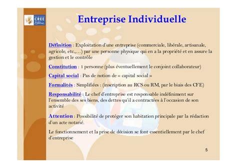 chambre de commerce de l essonne entreprise individuelle ou societe 1