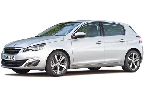 peugeot cars peugeot 308 hatchback review carbuyer