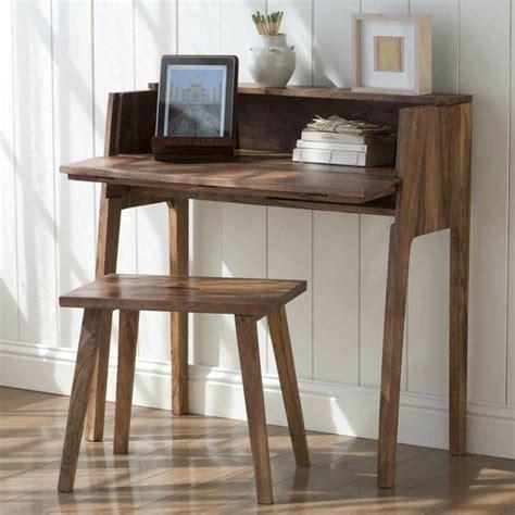 bureau secretaire moderne bureau bois design 50 belles propositions