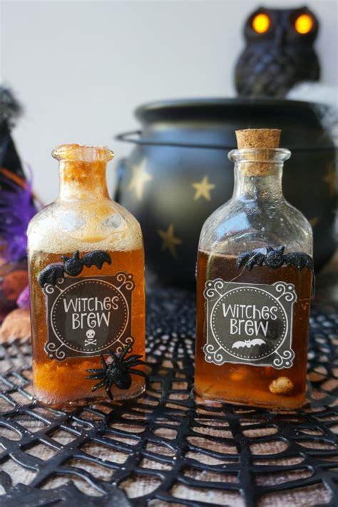 diy harry potter polyjuice potion bath salts