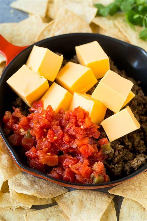 Recipe for velveeta cheese dip with hamburger meat. Cheese Dip Recipe With Velveeta And Hamburger | Dandk Organizer