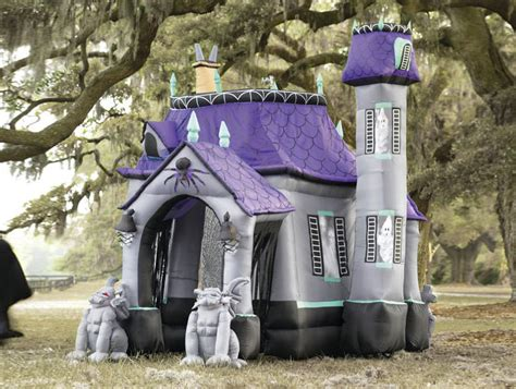 inflatable halloween haunted house halloween inflatables