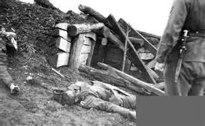 Dead German Soldiers WW2