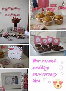 2nd wedding anniversary gift ideas for her decorating With romantic wedding anniversary ideas