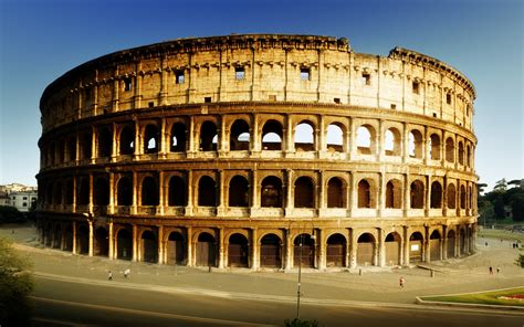 Interesting Facts About The Colosseum Just Fun Facts