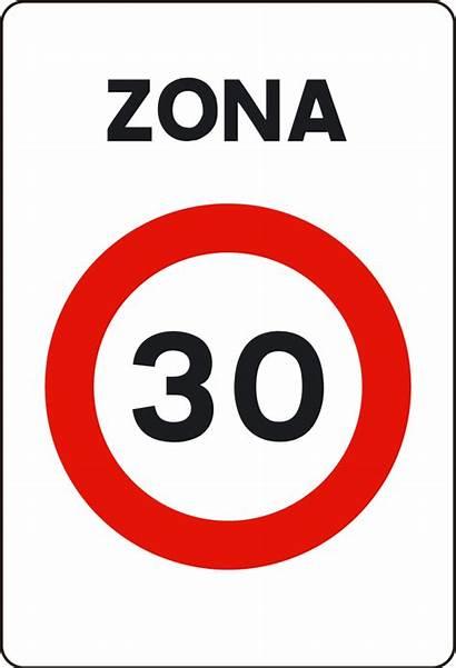 Svg Signal Traffic S30 Spain Cliparts Pixels
