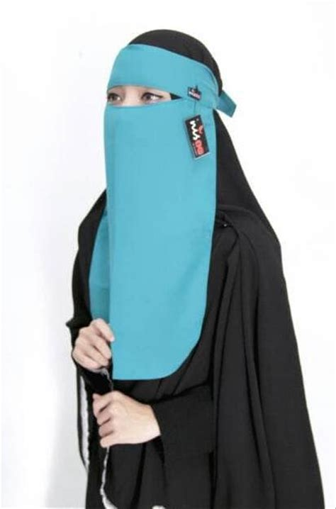 gambar kartun hijab syari cantik tutorial hijab terbaru
