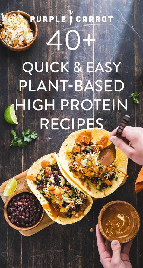 favorite healthy quick  easy high protein