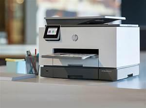 Imprimante Officejet Pro 9015 De Hp Et Officejet Pro 9025