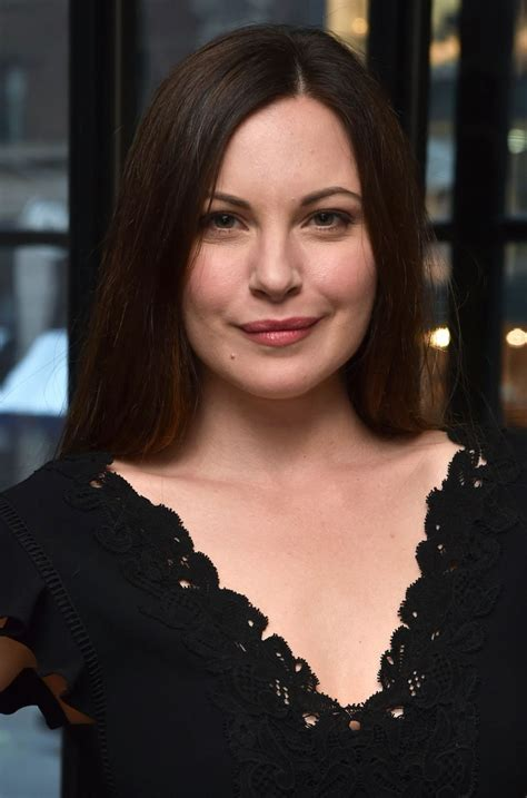 Jill Flint At Nbc Summer Cocktail Party In New York