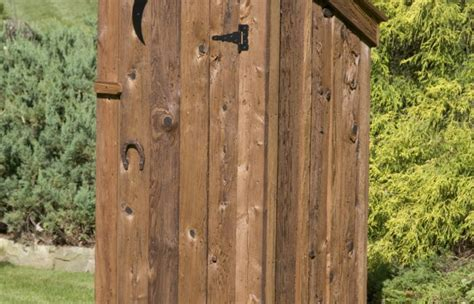 Outhouse for Sale in MD   Amish Built, Vintage & Wooden