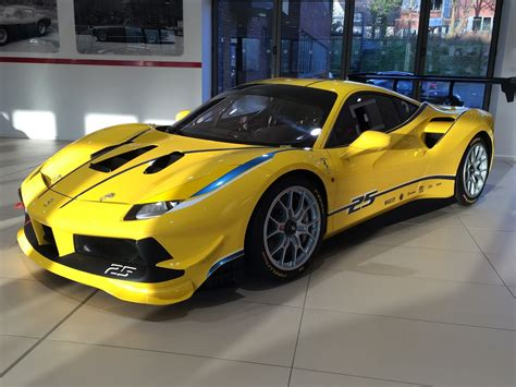 Dream Car Spotter Ferrari 488 Challenge Race Car 2017